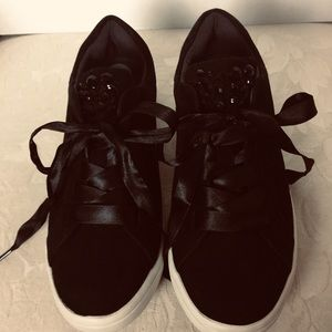 Rockport City Lites Leather Beaded Sneaker Laceups